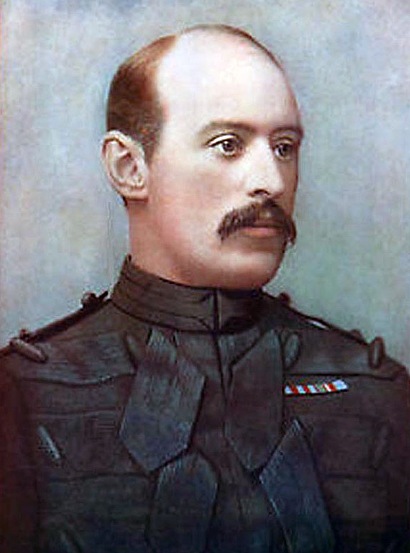 Lieutenant Colonel Robert Kekewich, British commander at the Siege of Kimberley, 14th October 1899 to 15th February 1900 during the Great Boer War