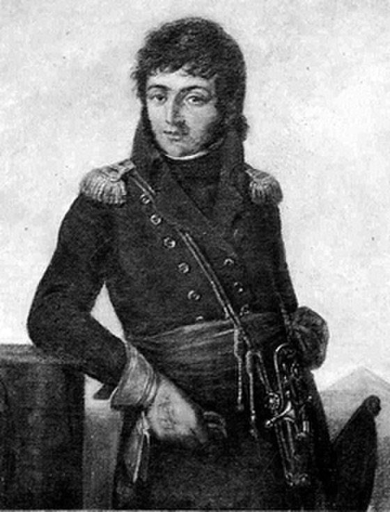 Général François Lanusse: Battle of Alexandria 8th to 21st March 1801