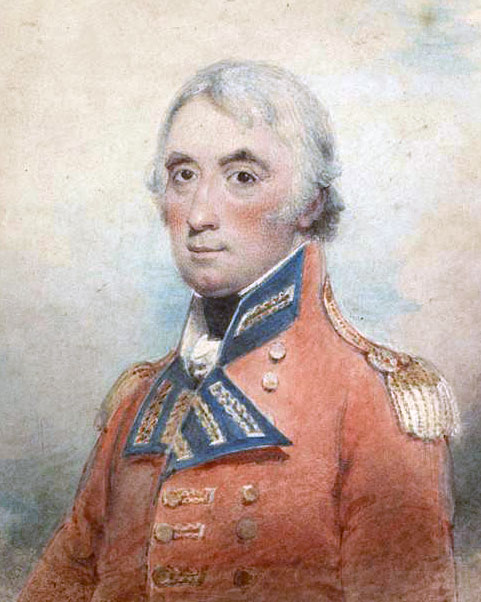 Major General Sir John Doyle: Battle of Alexandria 8th to 21st March 1801