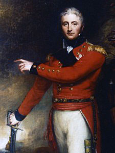 Major General Sir John Moore: Battle of Alexandria 8th to 21st March 1801