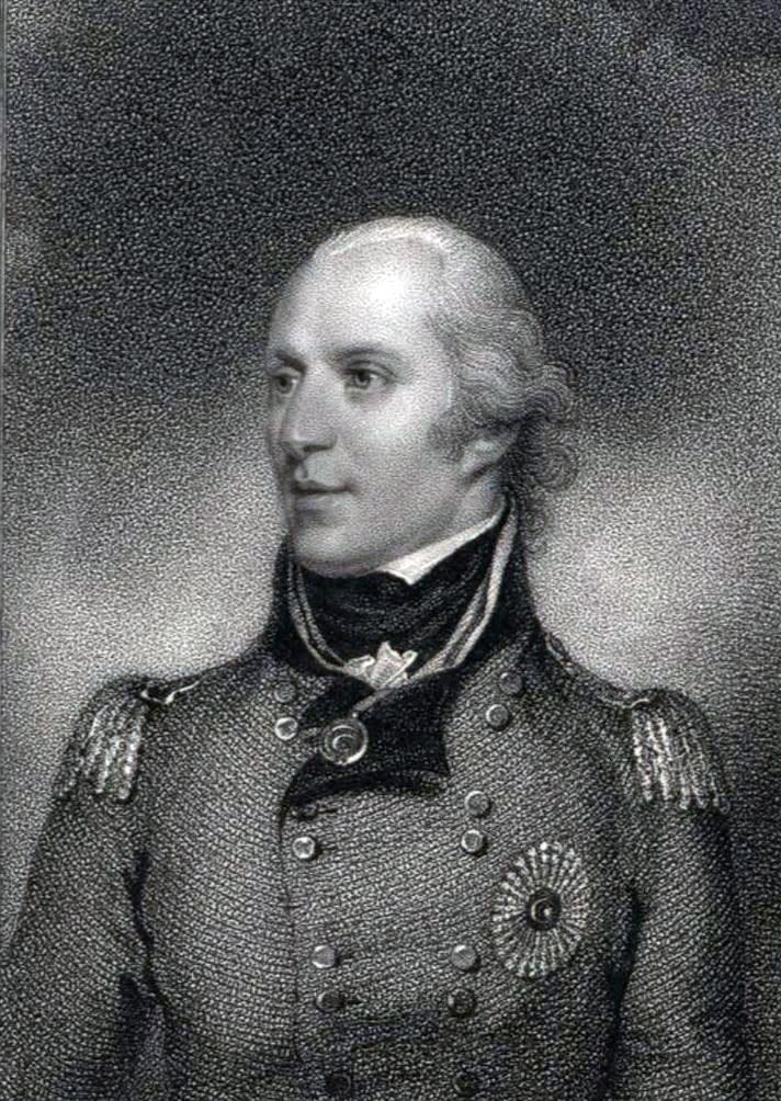 Major General Sir John Stuart: Battle of Maida on 4th July 1806 in the Napoleonic Wars